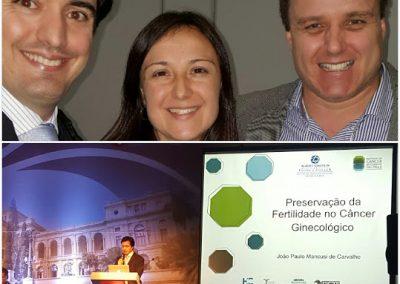 Dr. Eduardo Camelo de Castro em Palestra sobre a Preservação da Fertilidade