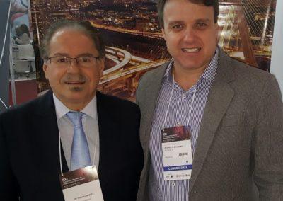 Dr. Eduardo Camelo de Castro no Congresso Paulista de Ginecologia