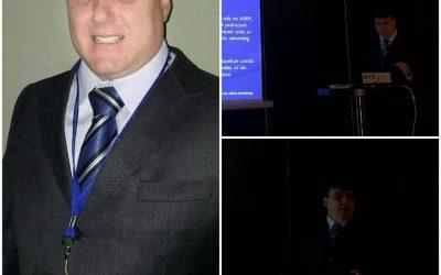 Dr. Eduardo foi palestrante de Congresso em Barcelona