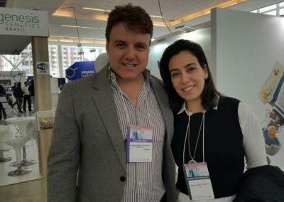 Dr. Eduardo Camelo de Castro e Dra. Mylena Naves Camarço